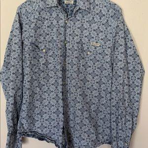 Distinctive western Lucky Brand Sportswear MED